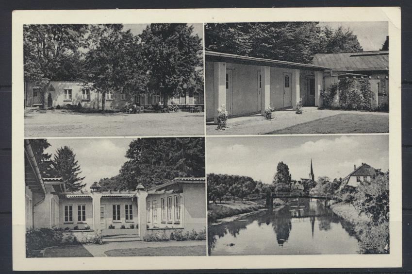 Ansichtskarte Foto Jugendherberge Bad Oldesloe 0