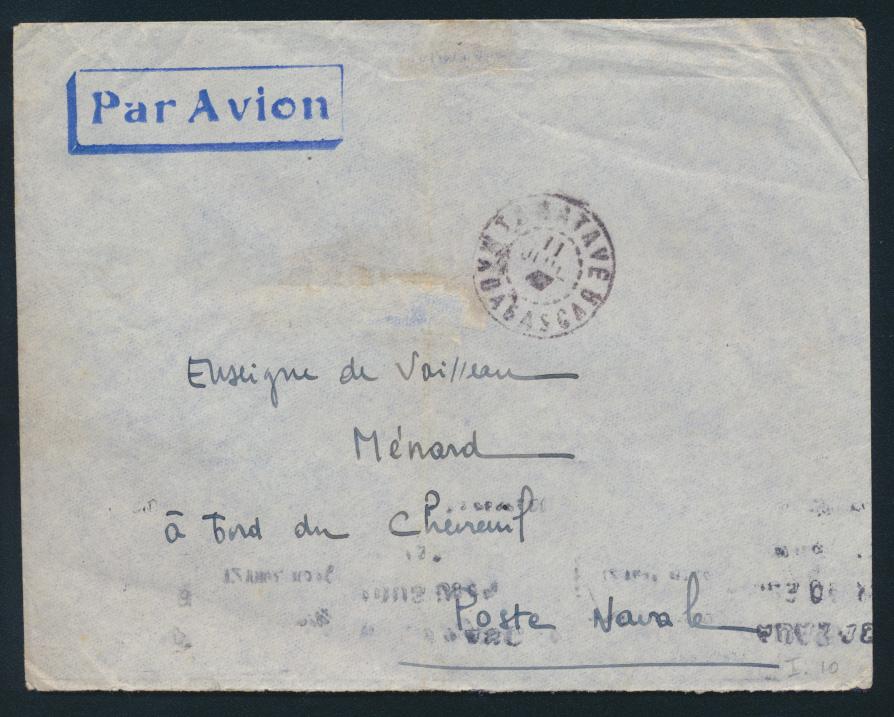 Madagaskar Brief 393,396 399 Vignette Motive Persönlichkeiten Madagascar Cover  1