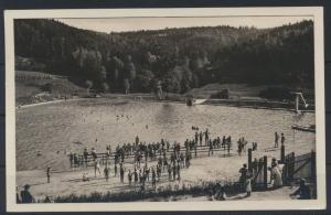 Ansichtskarte Aicha Sudetenland Český Dub Okres Liberec Tschechien n. Vegesack