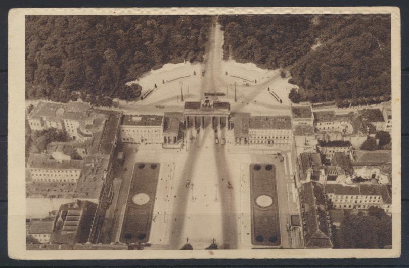 Ansichtskarte Berlin Reichswinterhilfe Lotterie 1934-5 Das schöne Deutschland 0