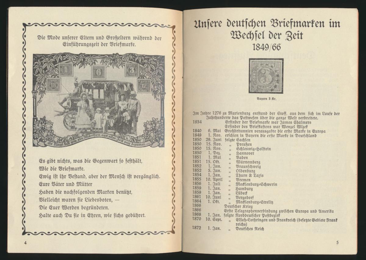 Dokumente aus Deutschlands schönsten und schwersten Tagen 33 Seiten mit Kolonien 1
