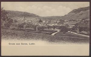 Ansichtskarte Frankreich Gorze Lothringen Département Moselle Region Grand