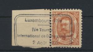 Luxemburg - Ville Randstück 74 mit SST Sport Gymnastik