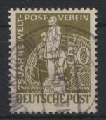 Berlin 38 UPU Weltpostverein sauber gestempelt Kat.-Wert 50,00