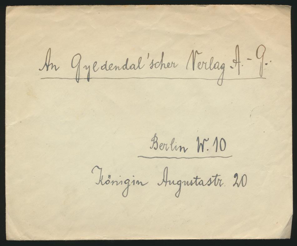 Jugoslawien Brief Jugoslavia nach Berlin 1