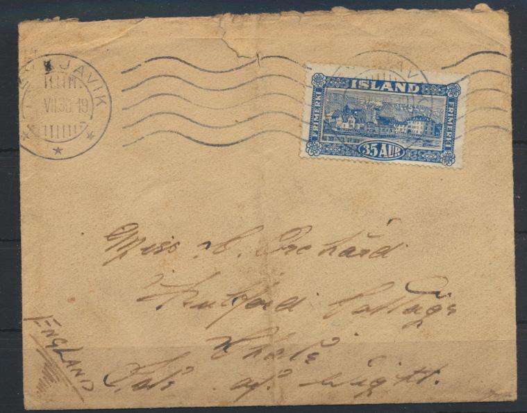 Island Brief EF 35 A. Ansichten  0