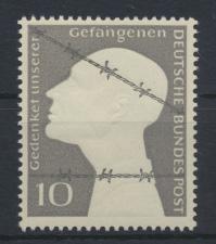 Bund Kriegsgefangene 165 Luxus postfrisch MNH Kat.-Wert 7,00