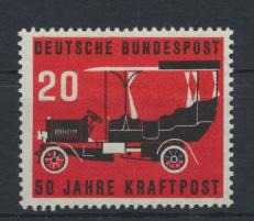 Bund Auto Omnibus 211 Luxus postfrisch MNH Kat.-Wert 12,00
