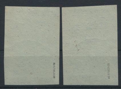 Besetzung Franz Zone Allgemein 1-13 Luxus Briefstücke tiefst gepr Schlegel 250,- 3