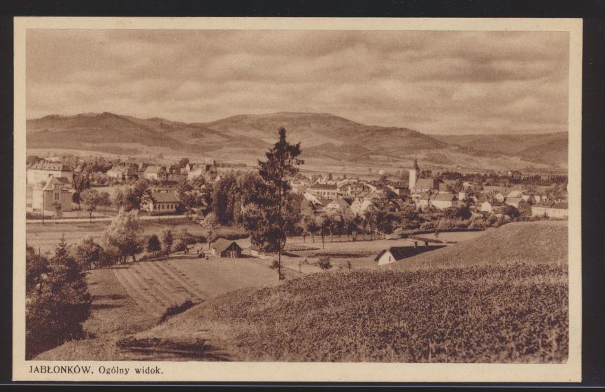 Foto Ansichtskarte Jablonkow Jablunkau Jablunkov Tschechien 0