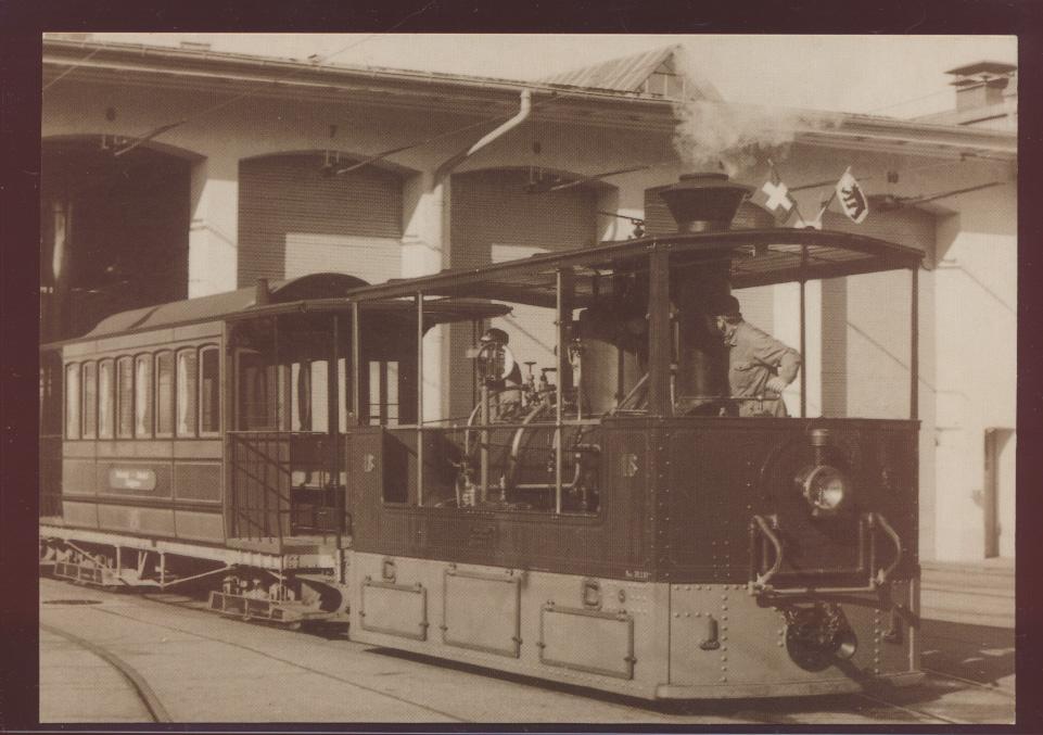 Eisenbahn Foto Ansichtskarte G 3-3 18 SLM 1894 mit C4 26 Bern Schweiz 0