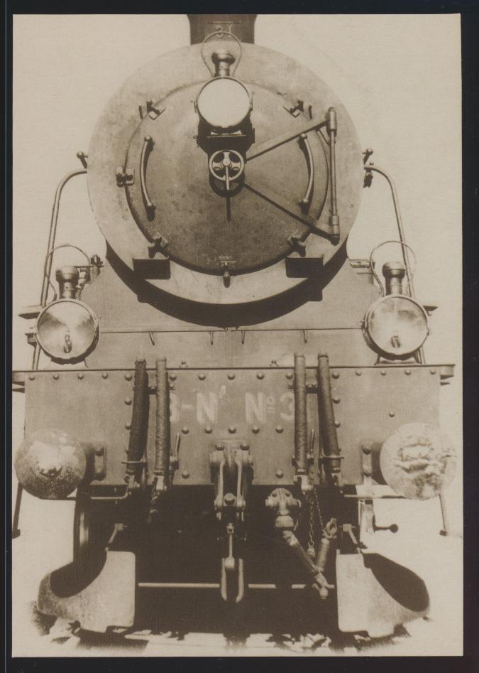 Eisenbahn Foto Ansichtskarte Ea 3-6 Nr. 31 Schnellzuglokomotive Bern Neuenburg - 0