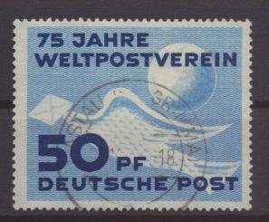 DDR Weltpostverein UPU 242 Luxus gestempelt Kat.- Wert 24,00