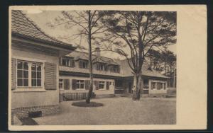 Foto Ansichtskarte Ahlbeck Siemens Antonienheim nach Neuhof bei Heringsdorf 1921