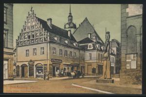 Ansichtskarte Brandenburg Havel J. Neumann Verlag Johann Lindenberg Rathenow