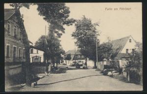 Ansichtskarte Königswalde Kr. Neurode Mitteldorf Verlag Josef Bartilla 1.6.1917