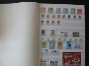 Ukraine Sammlung 1-8 + 1992 - 1997 + Kiew Lokalausgaben 1-12 collection MNH