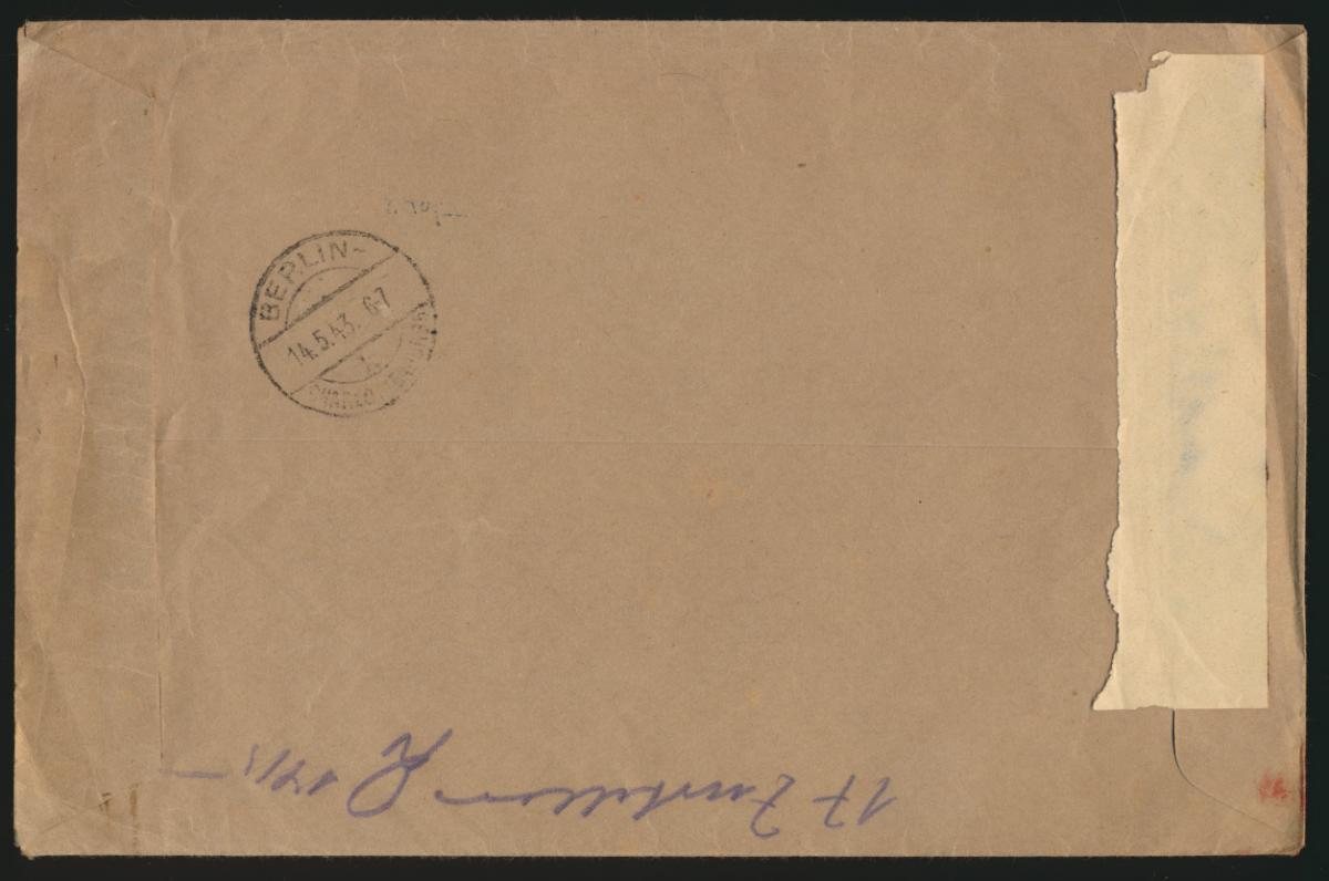 Postsache Kattowitz Schlesien Nachnahme R Brief Katowice K1 Leiter Post Osten  1