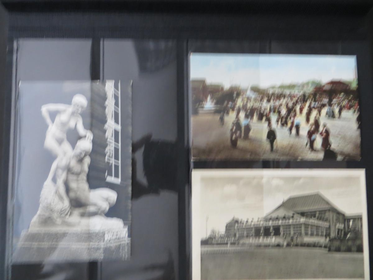 Ansichtskarten Sammlung Leipzig Weltausstellung Buch & Grafik 54 Stück  in Top - 12