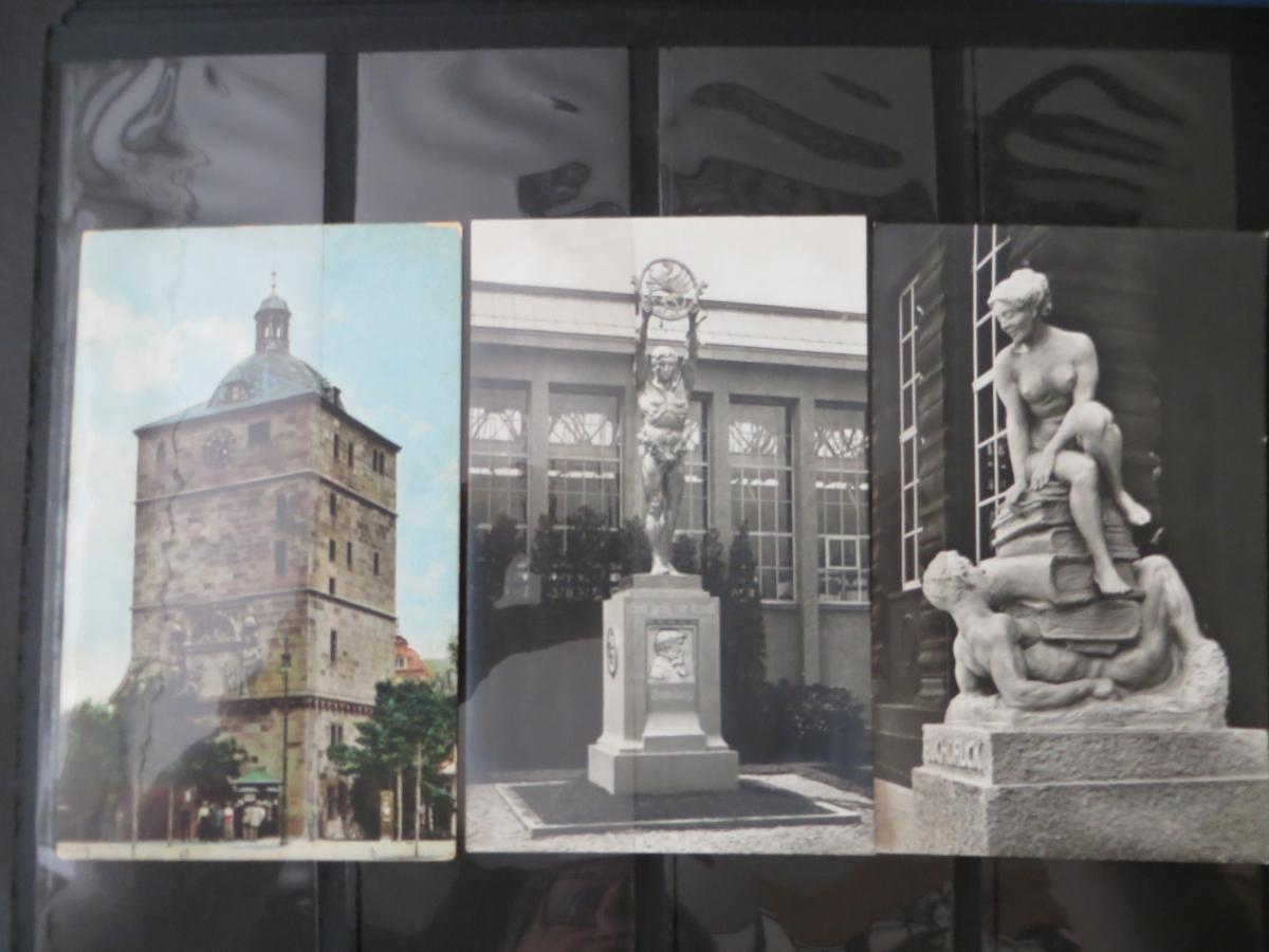 Ansichtskarten Sammlung Leipzig Weltausstellung Buch & Grafik 54 Stück  in Top - 13