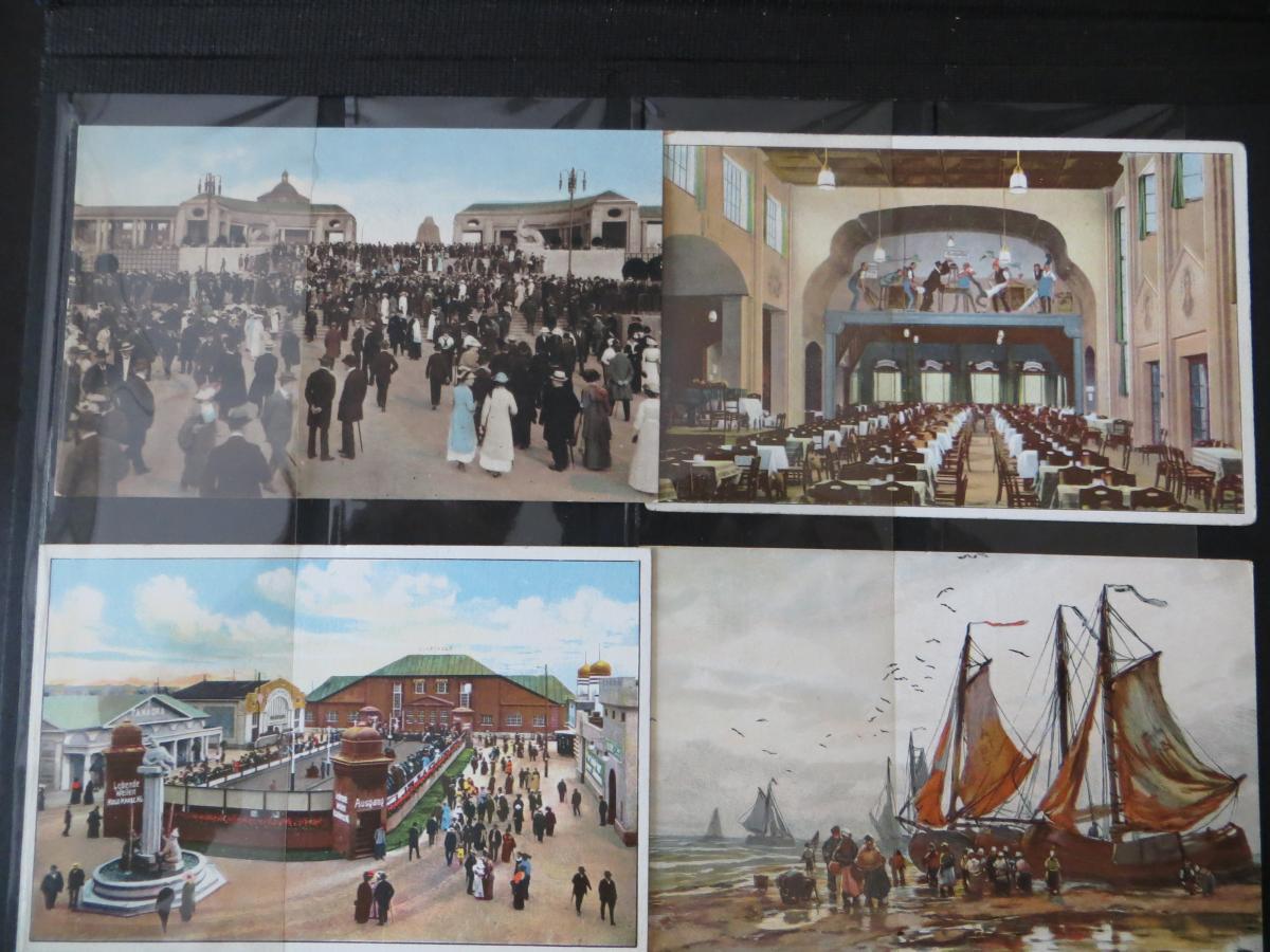 Ansichtskarten Sammlung Leipzig Weltausstellung Buch & Grafik 54 Stück  in Top - 2