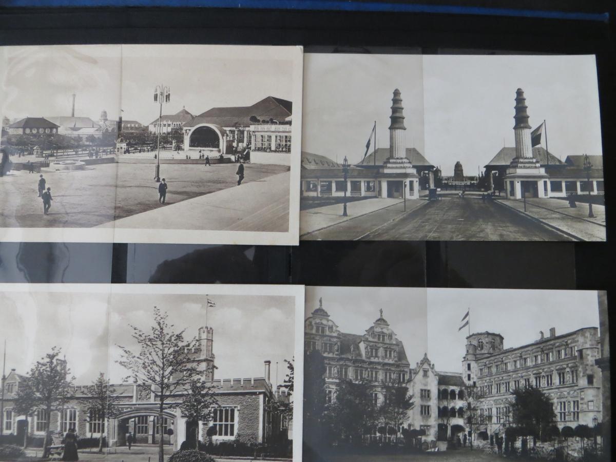 Ansichtskarten Sammlung Leipzig Weltausstellung Buch & Grafik 54 Stück  in Top - 9