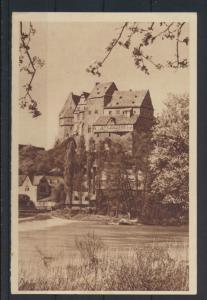 Ansichtskarte Limburg Lahntal Schloß Bild 185 Serie Das schöne Deutschland