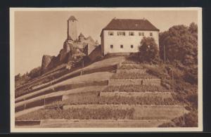Ansichtskarte Burg Hornberg Neckar Bild 174 Serie Das schöne Deutschland