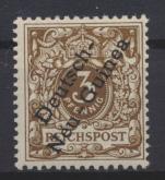 Deutsche Kolonien Deutsch-Neuguinea 1 Luxus postfrisch MNH Kat.-Wert 30,00