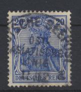 Deutsche Kolonien Kiautschou Deutsche Seepost Ost Asiatische Linie 11.12