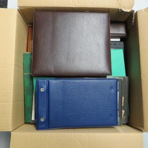 Briefmarken Nachlass Sammlung Fundgrube Karton Schnäppchen Wunderkarton