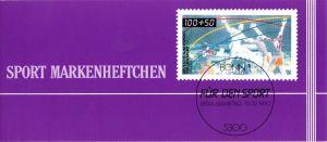 BRD: MiNr. DSH-MH 13 a (MiNr. 1449), Markenheftchen