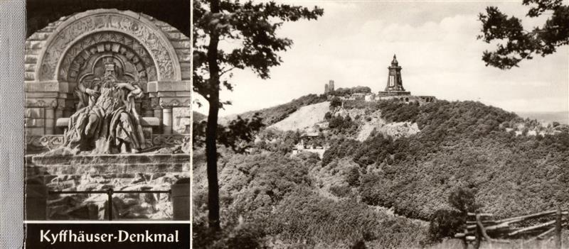 DDR: 6 Ansichtskarten