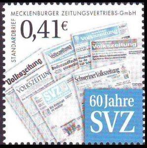 SVZ: MiNr. 5,
