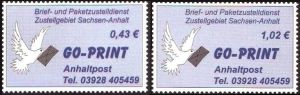 GO-Print: MiNr. 1 - 2,