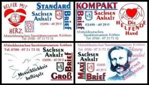 KSS GmbH: MiNr. ,