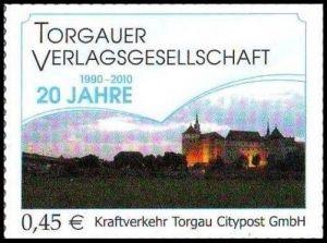 Citypost Torgau: MiNr. 16,
