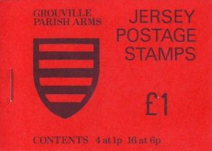 GB, Jersey: MH 1-0-18 (MiNr. MiNr. 132, 134),