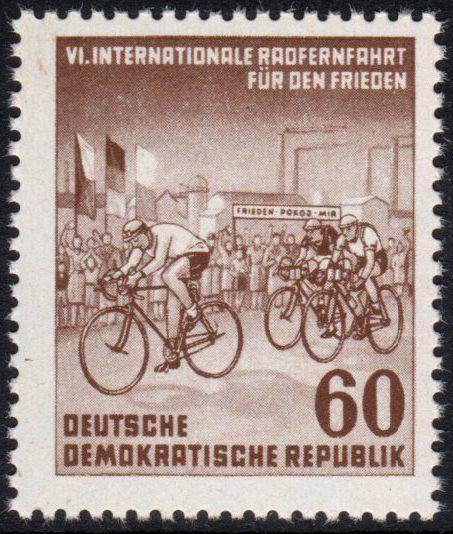 DDR: MiNr. 357 Y II,