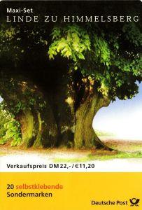 BRD: MH MiNr. 45 (MiNr. 2217),