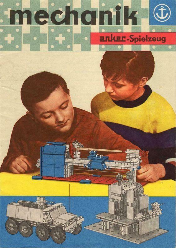 DDR: Anker-Spielzeug, Werbung
