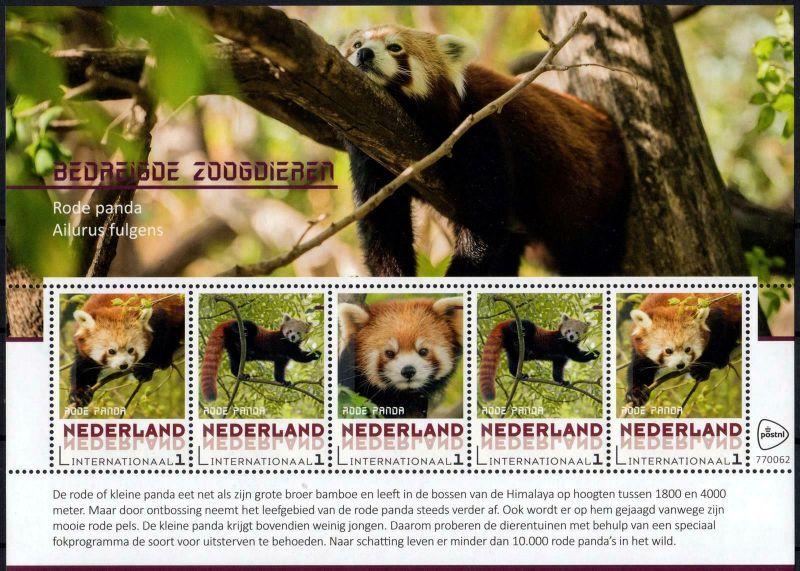 NL: MiNr. 05.11.2018,