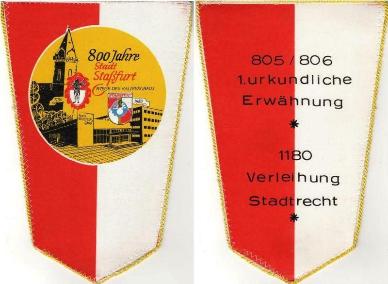 DDR: 1980, Wimpel