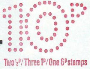 GB: MH MiNr. 37 (MiNr. 561, 562, 570),