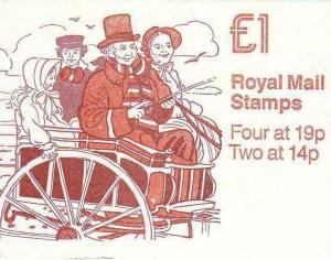 Großbritannien: MH MiNr. 83 (MiNr. 1162 und 1163),