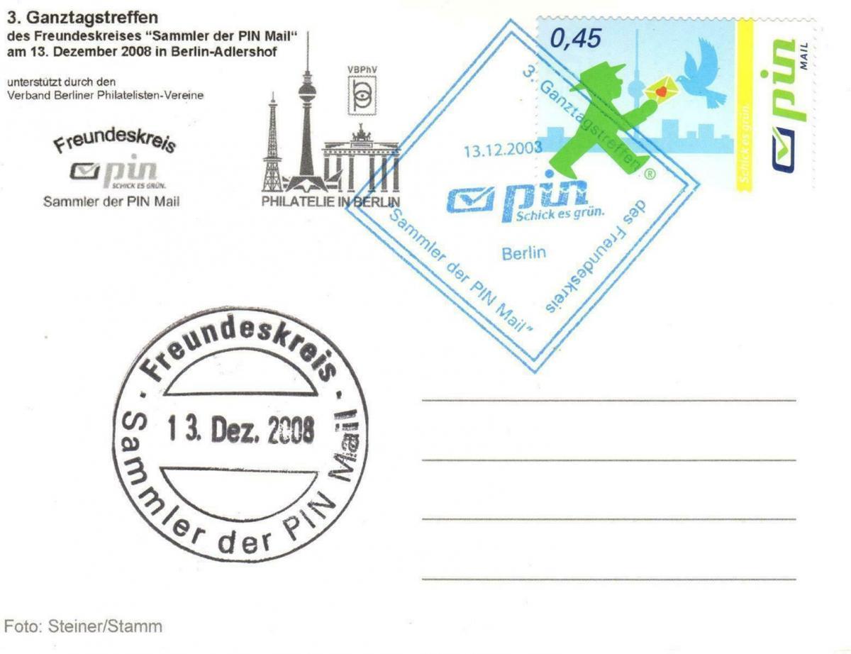 PIN Mail: MiNr. 159,