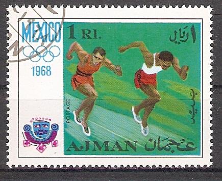 Ajman 248 A o Kurzstreckenläufer (201752)