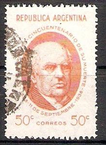 Argentinien 436 o Präsident Sarmiento (2017571)