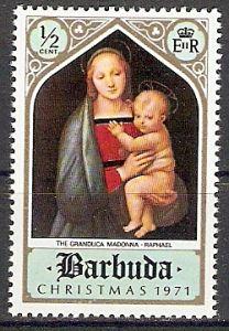Barbuda 99 ** Weihnachten 1971 (2018314)