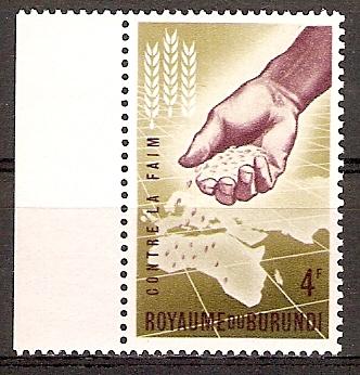 Burundi 48 A ** Kampf gegen den Hunger (2015686)